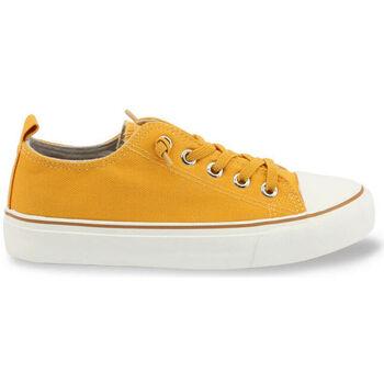 Sapatos Criança Sapatilhas Shone - 292-003 Amarelo