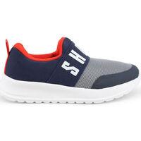 Sapatos Rapaz Slip on Shone - 20038-001 Azul