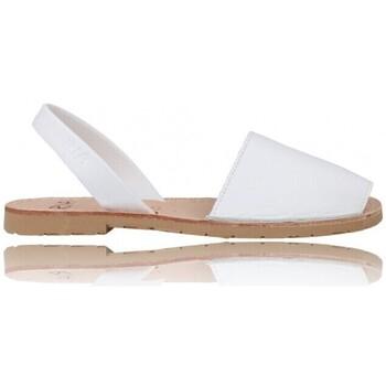 Sapatos Mulher Sandálias Ria  Branco