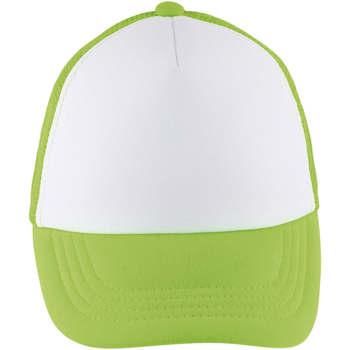 Acessórios Boné Sols BUBBLE KIDS Blanco Verde Neon Verde