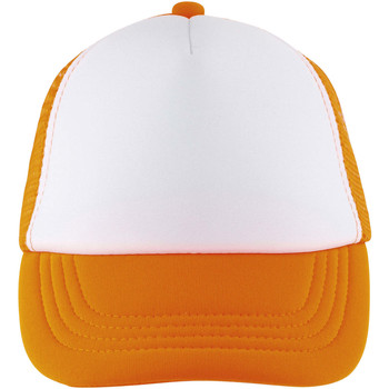Acessórios Boné Sols BUBBLE KIDS Blanco Naranja Fluor Naranja