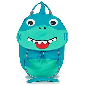 Malas Criança Mochila Affenzahn SHARK Azul