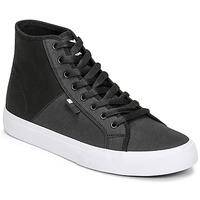 Sapatos Homem Sapatilhas de cano-alto DC Shoes MANUAL HI TXSE Preto / Branco