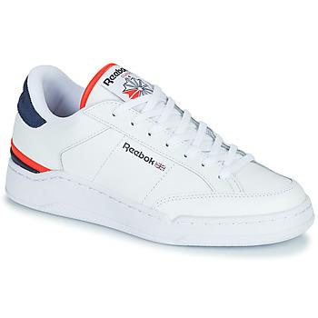 Sapatos Sapatilhas Reebok Classic AD COURT Branco / Azul / Vermelho