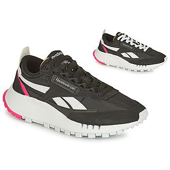 Sapatos Mulher Sapatilhas Reebok Classic CL LEGACY Preto / Branco