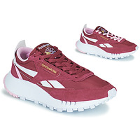 Sapatos Mulher Sapatilhas Reebok Classic CL LEGACY Bordô / Branco