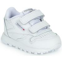 Sapatos Criança Sapatilhas Reebok Classic CL LTHR 2V Branco