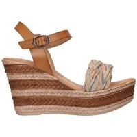 Sapatos Mulher Sandálias Lola Rico 936 Mujer Combinado Multicolor