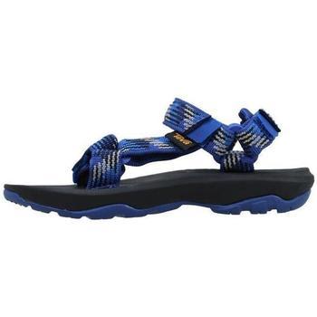Sapatos Rapaz Sandálias desportivas Teva  Azul