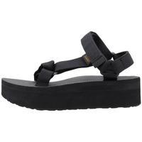 Sapatos Mulher Sandálias Teva  Preto