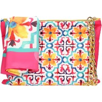 Malas Mulher Pouch / Clutch L.a.water 111 Rosa