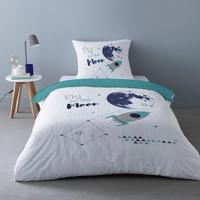 Casa Conjunto de roupa de cama Mylittleplace CAPTAIN Branco