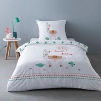 Casa Conjunto de roupa de cama Mylittleplace TEXA Branco