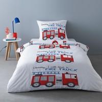 Casa Conjunto de roupa de cama Mylittleplace FREDDY Branco