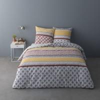 Casa Conjunto de roupa de cama Mylittleplace ARCADE Branco
