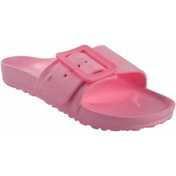 Sapatos Mulher Chinelos Kelara Praia da senhora  02022 rosa Rosa