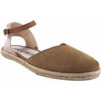 Sapatos Mulher Alpargatas Calzamur Sapato de   10147 bege Branco