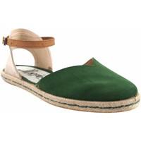 Sapatos Mulher Multi-desportos Calzamur Sapato de senhora  10147 verde Verde