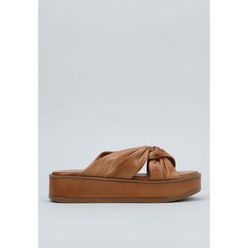Sapatos Mulher Chinelos Sandra Fontan  Castanho