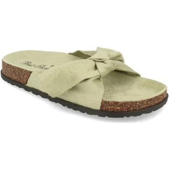 Sapatos Mulher Chinelos Milaya 3S12 Verde