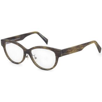 Relógios & jóias Mulher óculos de sol Italia Independent - 5909A Castanho