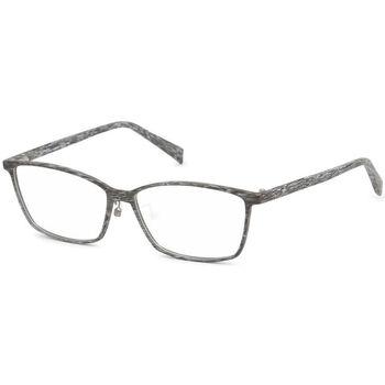 Relógios & jóias Mulher óculos de sol Italia Independent - 5571A Cinza