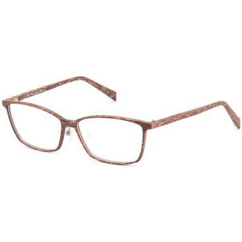Relógios & jóias Mulher óculos de sol Italia Independent - 5571A Castanho