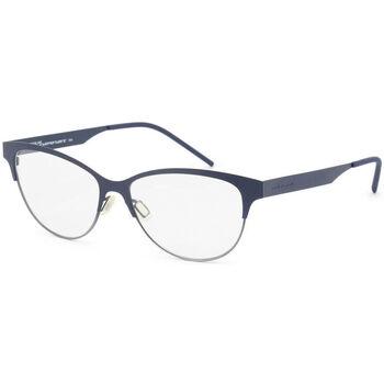 Relógios & jóias Mulher óculos de sol Italia Independent - 5301A Preto