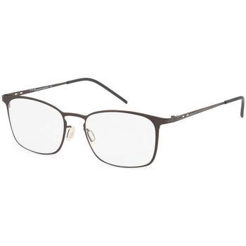 Relógios & jóias Homem óculos de sol Italia Independent - 5217A Preto