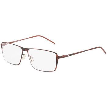 Relógios & jóias Homem óculos de sol Italia Independent - 5211A Castanho