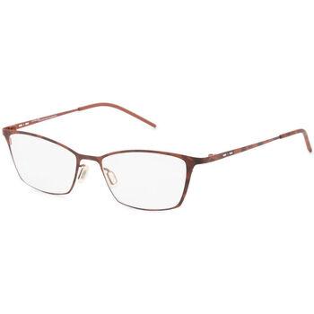 Relógios & jóias Mulher óculos de sol Italia Independent - 5208A Castanho