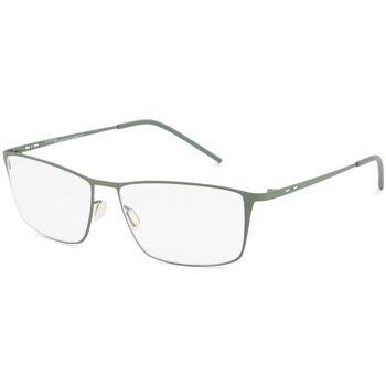 Relógios & jóias Homem óculos de sol Italia Independent - 5207A Verde
