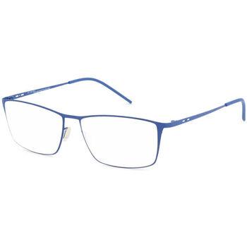 Relógios & jóias Homem óculos de sol Italia Independent - 5207A Azul