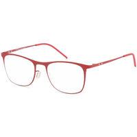 Relógios & jóias Homem óculos de sol Italia Independent - 5206A Vermelho