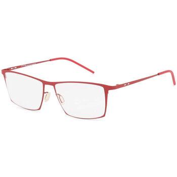 Relógios & jóias Homem óculos de sol Italia Independent - 5205A Vermelho