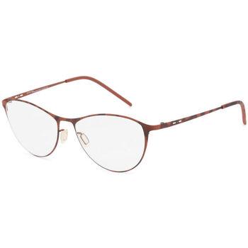 Relógios & jóias Mulher óculos de sol Italia Independent - 5203A Castanho