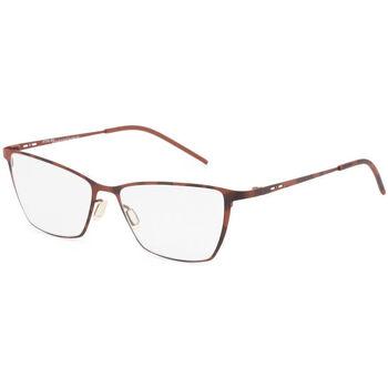 Relógios & jóias Mulher óculos de sol Italia Independent - 5202A Castanho