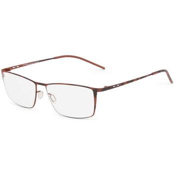 Relógios & jóias Homem óculos de sol Italia Independent - 5201A Castanho