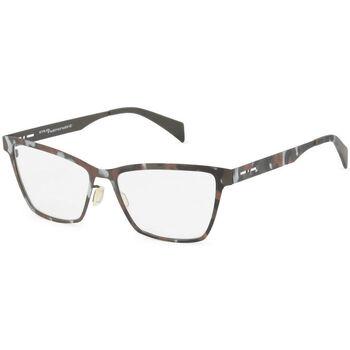 Relógios & jóias Mulher óculos de sol Italia Independent - 5028A Castanho