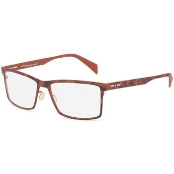 Relógios & jóias Homem óculos de sol Italia Independent - 5025A Castanho