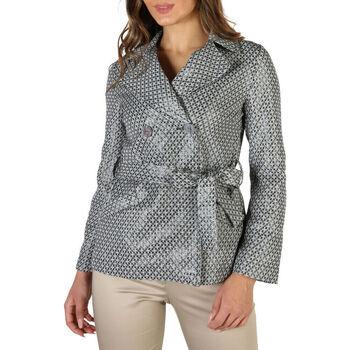 Textil Mulher Casacos Fontana - kim Cinza