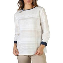 Textil Mulher camisas Fontana - chiara Branco