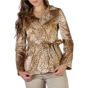 Textil Mulher Casacos Fontana - kim Castanho