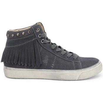 Sapatos Mulher Sapatilhas de cano-alto Mcs - oklahoma Cinza