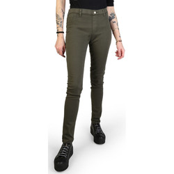 Textil Mulher Calças Carrera - 00767l_922ss Verde
