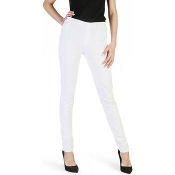 Textil Mulher Calças Carrera - 00767l_922ss Branco