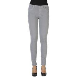 Textil Mulher Calças Carrera - 00767l_922ss Cinza