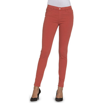 Textil Mulher Calças Carrera - 00767l_922ss Laranja