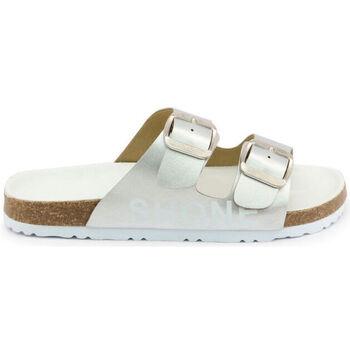 Sapatos Criança Chinelos Shone - 026797 Cinza