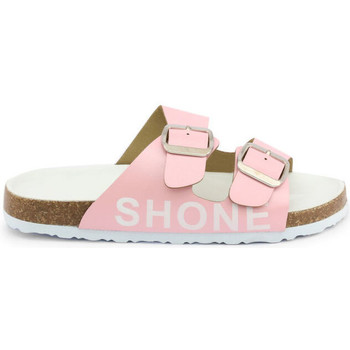 Sapatos Rapariga Chinelos Shone - 026797 Rosa